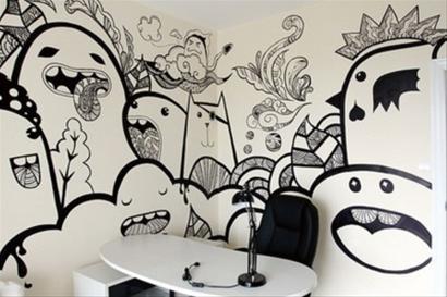 赣州幼儿园手绘墙,赣州文化墙公司,赣州幼儿园墙绘