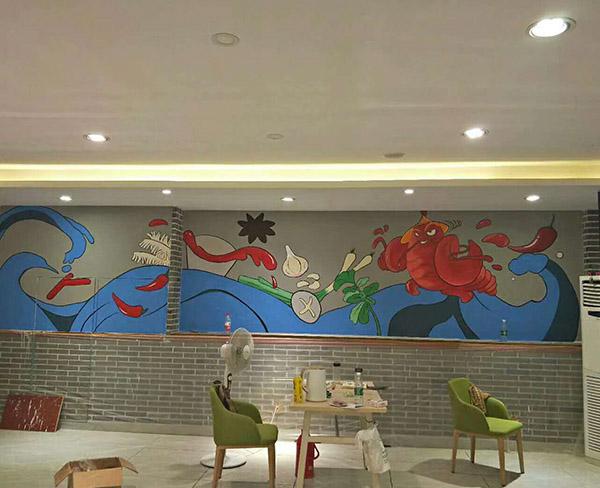 赣州新农村墙绘,赣州墙绘公司,赣州学校墙体绘画,赣州手绘涂鸦