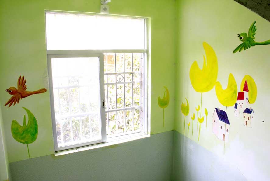 赣州文化墙墙体彩绘,赣州墙画涂鸦,赣州墙面绘画,赣州绘画墙面