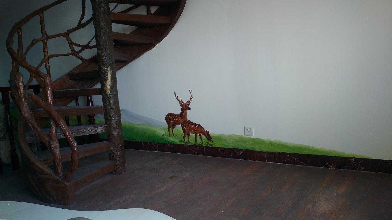 赣州幼儿园手绘壁画,赣州餐厅手绘画,赣州画画涂鸦,赣州墙画彩绘
