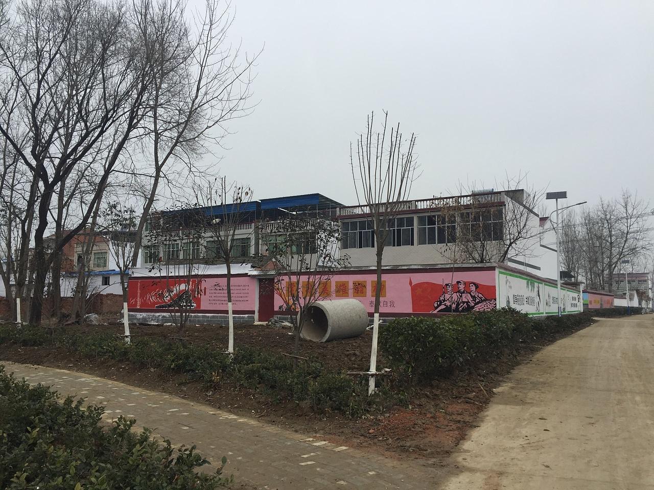 赣州墙体彩绘公司,赣州墙体彩绘手绘,赣州墙上绘画,赣州美丽乡村墙体彩绘